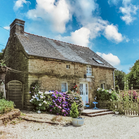 French Stone House for $144k