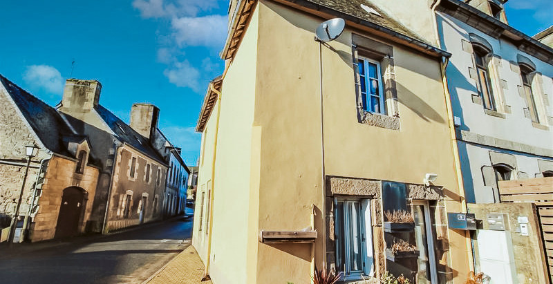 Delightful village house near coast for $52k USD