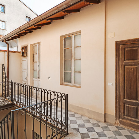 Top Floor Apartment in Italy for $80k