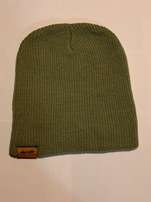Army Green Slouchy Style