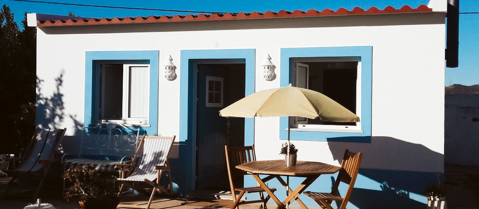 Adorable Rental Cottage on Portuguese Farm for $650/mo