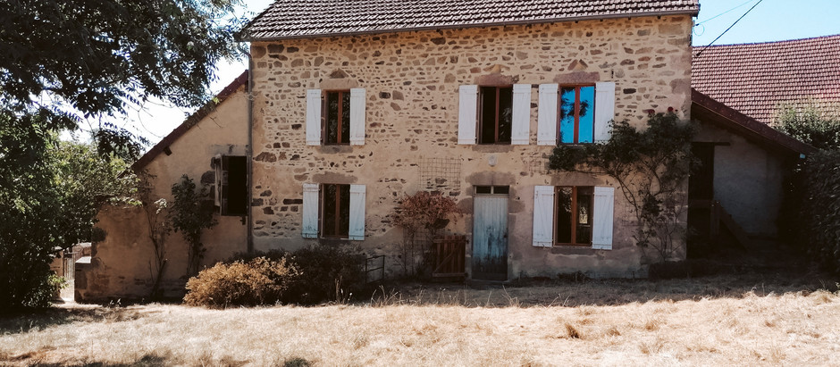 French Country House for $89k
