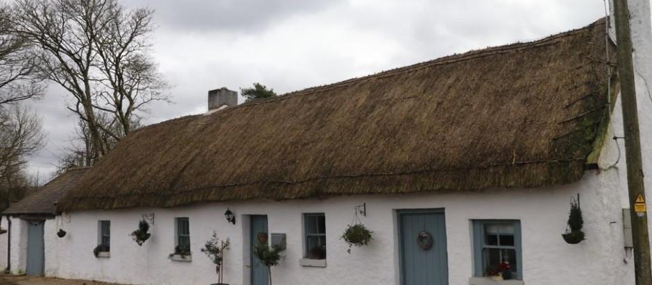 Irish thatch cottage for $101k