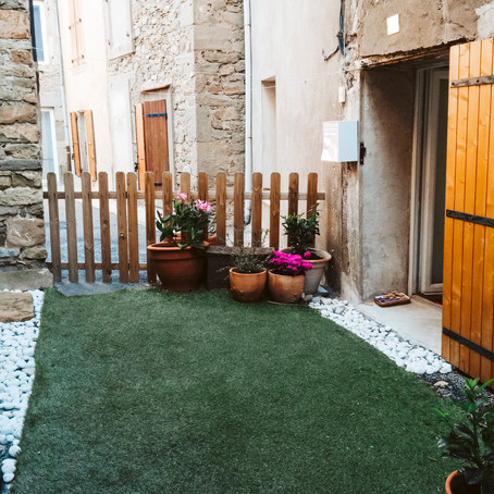 Quirky village house in Southern France for €55k