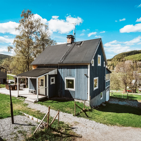 Swedish country cottage for $42k