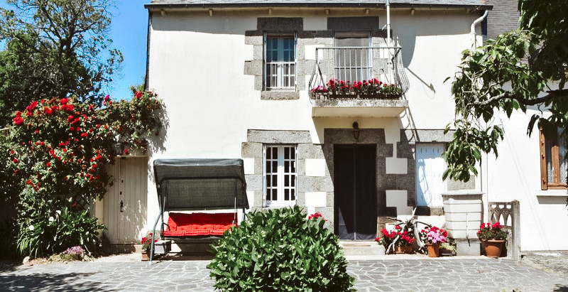 French Semi-Detached House for $98k