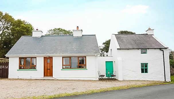 Secluded Irish Cottage in Donegal