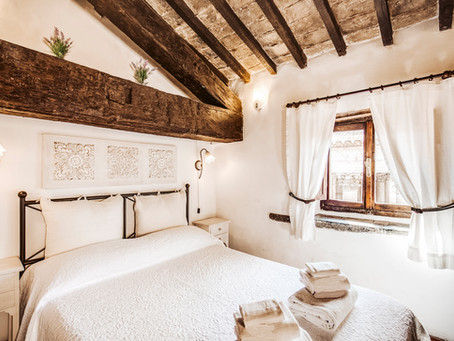 Historic Roman Apartment for $58/night