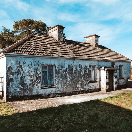 Irish Farmhouse Fixer for $95k
