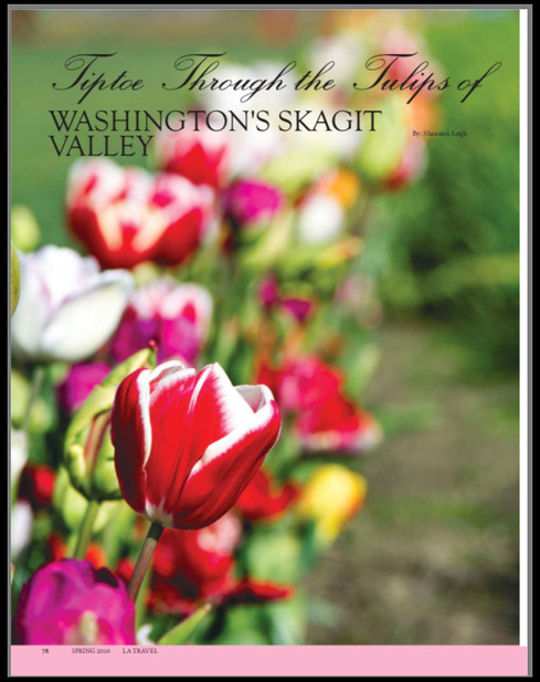 Skagit Valley Tulip Festival Article Cov