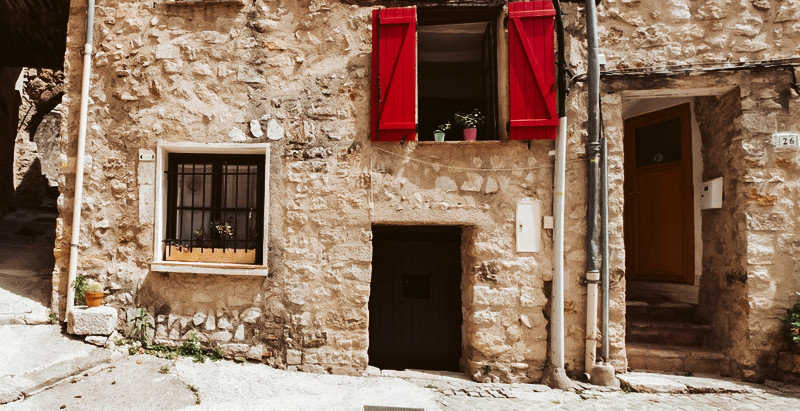 Village house in Provence for $106k