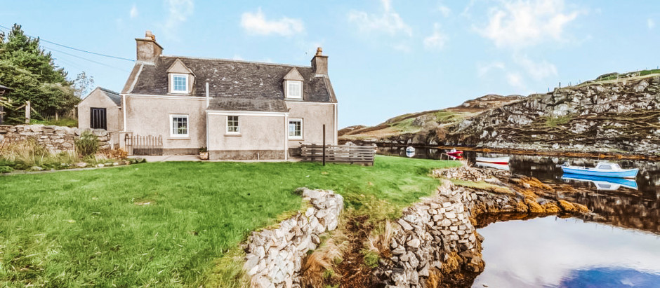 £170,000   Garyvard, Isle Of Lewis Scotland