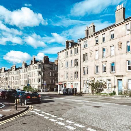 Period Rental in Edinburgh for $1300/mo