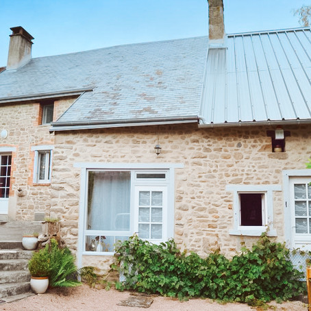 Pretty Stone House in French Hamlet