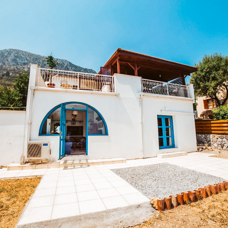 Mediterranean View Home in Cyprus for £129k