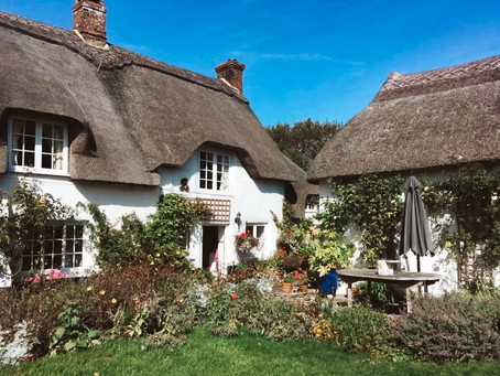 Luxury thatched studio for two in England for $47/nt⁠