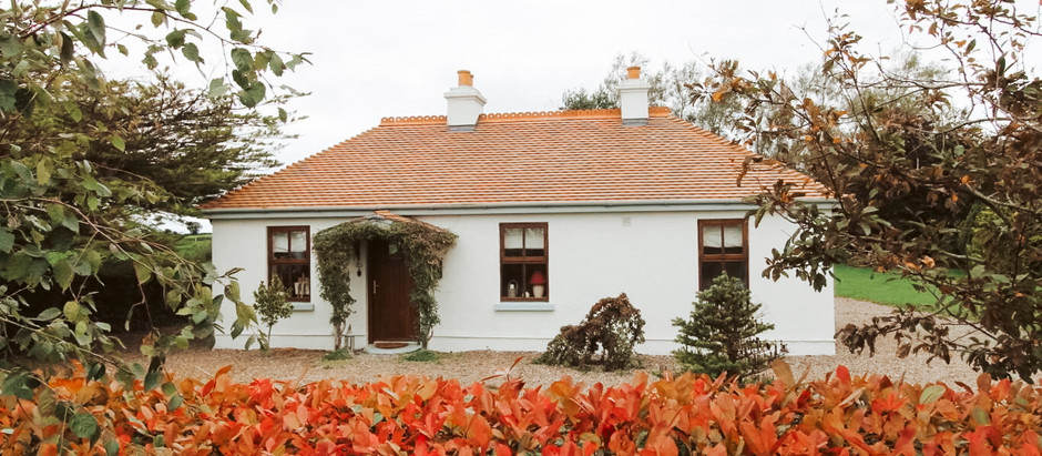 Quaint House in Irish Countryside for $117k