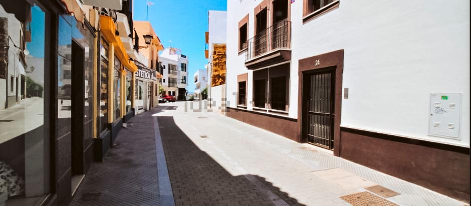 Village house in SW Spain for $140k