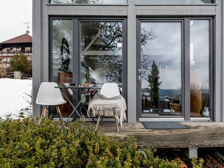 Tiny House in Germany for $94/nt