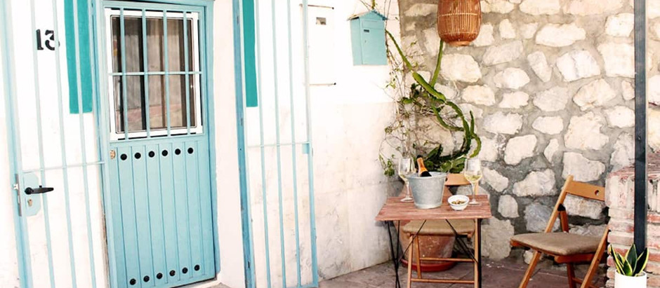 Quirky village house in Spain for €83k