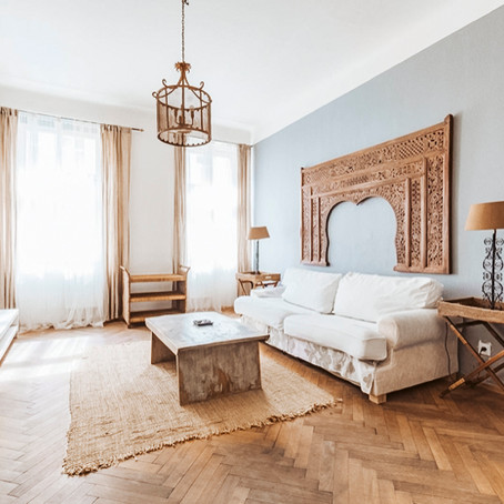 Furnished Apartment in Prague for $790/mo