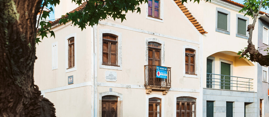 Village house in Portugal for $46k
