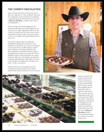 Cowboy Chocolatier Article Cover_LATM.jp