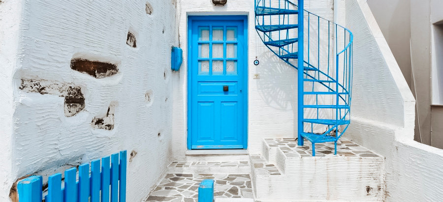 Traditional Greek Cycladic House for $149k