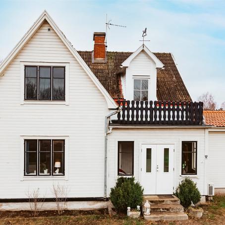Quaint Swedish Farmhouse for $99k