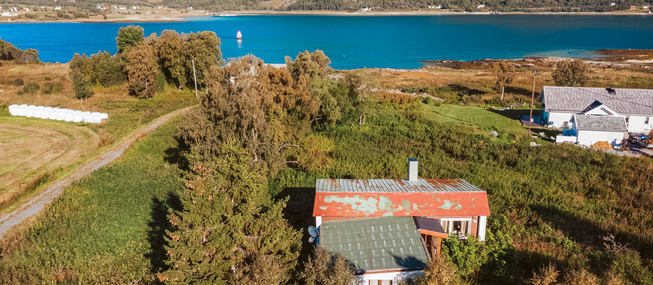 Island Fixer in Norway for $32k