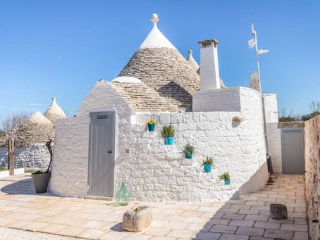 Trullo in Italy for $85/nt