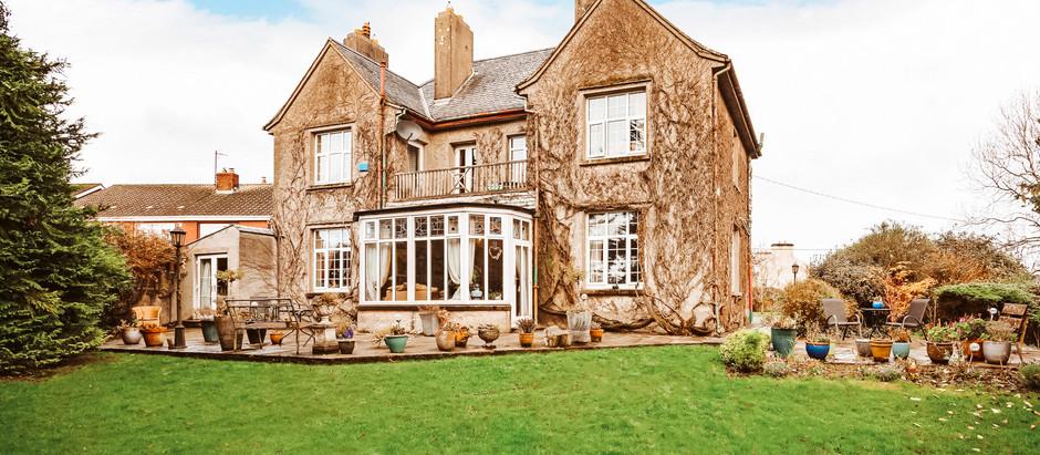Lavish Manor in Ireland for $600k