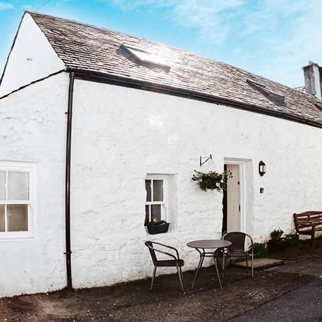 Cottage in Famed Scottish Village for $172k