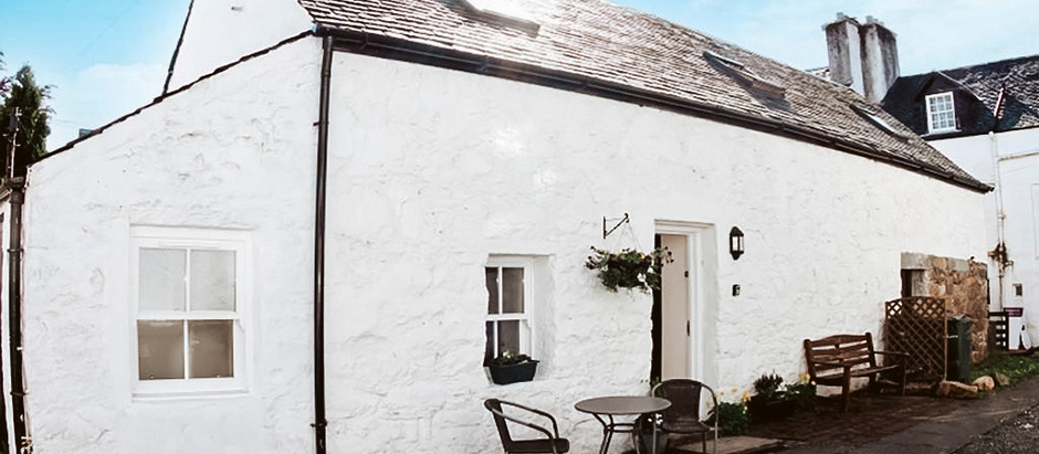 Cottage in Famed Scottish Village for $172k