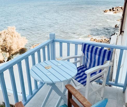 Seaview Flat on Paros Island (Greece)