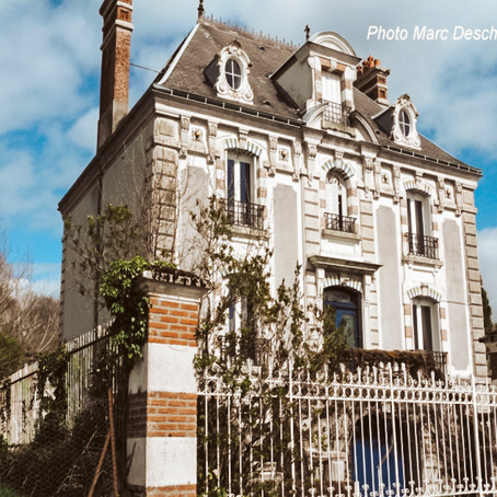 Bourgeois house in France for $266k