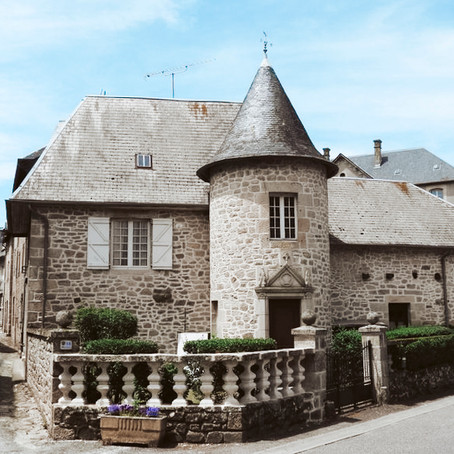 French Tower House for $117k