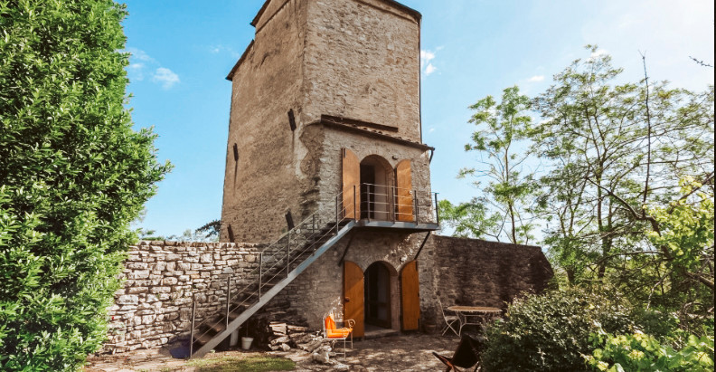 Rental in ancient tower in Italy for $970/month