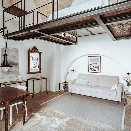 Il Cubo Nardo. Luxe Italian Vacation Rental on a Budget.
