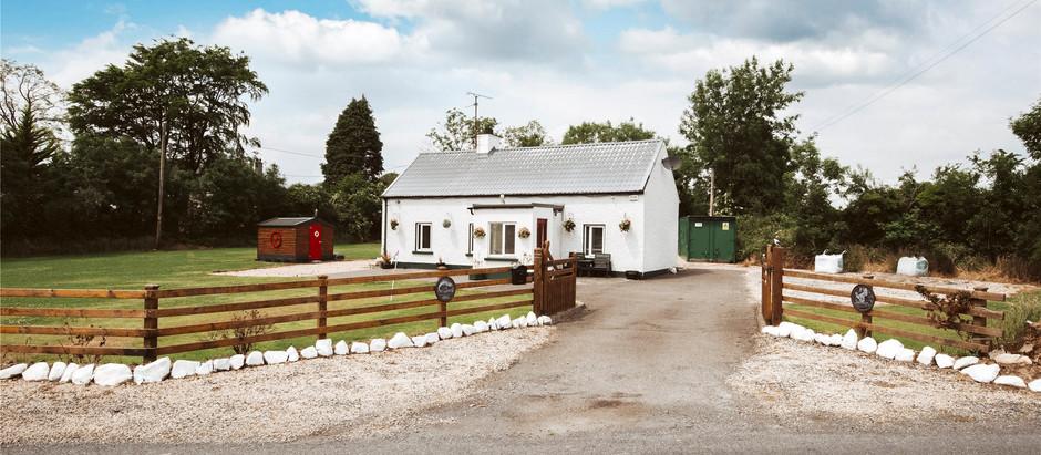 Idyllic Irish County House on .77 Acres