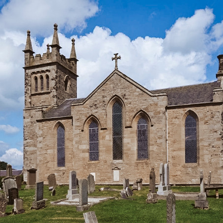 Church in Fife Scotland for $111k