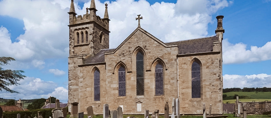 Church in Fife Scotland for $111k