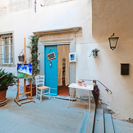 Artist's House in Italy for $113k