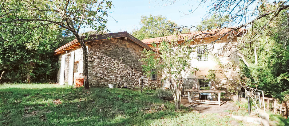 Nicely Renovated Italian Country House with Land for $140k