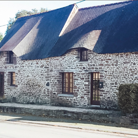 Pretty French House with Adjoining Cottage for $125k