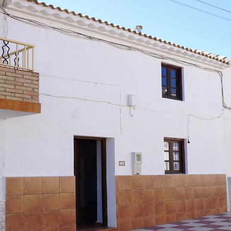 Village House in Spain for $101k