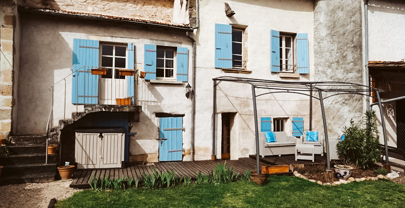 15th Century French home for $191k