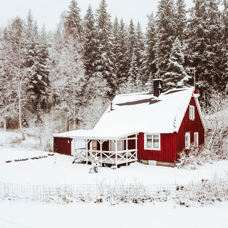 Adorable Cottage in Sweden for $60k