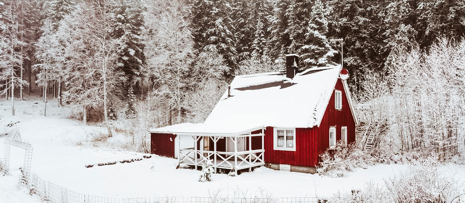 Adorable Cottage in Sweden for $60k