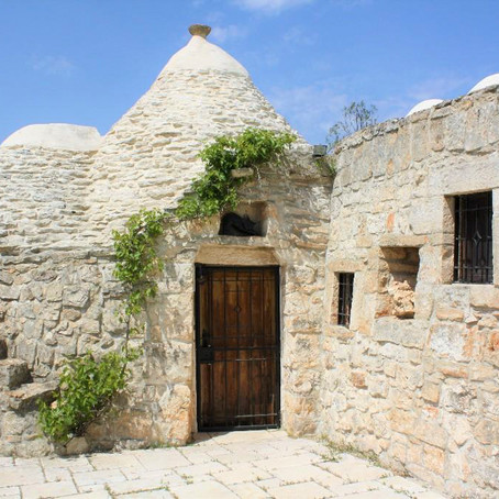 Italian Trullo for $148k